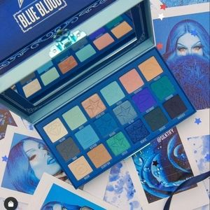 💙BNIB Jeffree Star Blue Blood 💙 Eyeshadow Palet